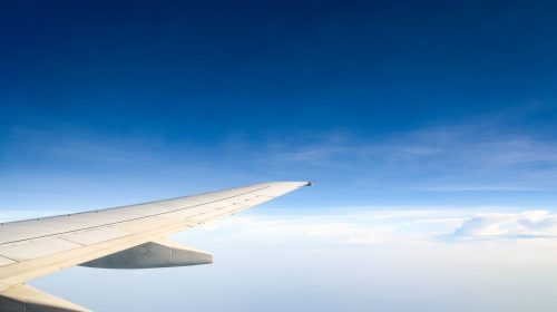 pexels photo 1056528 500x280 - Is It Possible to Achieve a Climate-friendly Air Travel?